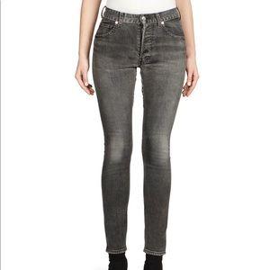 Balenciaga jeans.